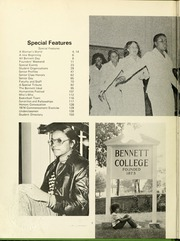 Page 6, 1974 Edition, Bennett College - Belle Yearbook (Greensboro, NC) online yearbook collection
