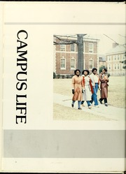 Page 12, 1981 Edition, Bennett College - Belle Yearbook (Greensboro, NC) online yearbook collection