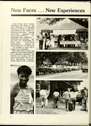 Page 14, 1981 Edition, Bennett College - Belle Yearbook (Greensboro, NC) online yearbook collection