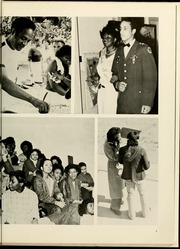 Page 7, 1981 Edition, Bennett College - Belle Yearbook (Greensboro, NC) online yearbook collection