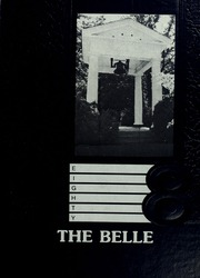 1988 Edition, Bennett College - Belle Yearbook (Greensboro, NC)