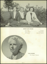 Page 14, 1954 Edition, Gaffney High School - Cherokeean Yearbook (Gaffney, SC) online yearbook collection