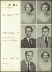Page 15, 1954 Edition, Gaffney High School - Cherokeean Yearbook (Gaffney, SC) online yearbook collection