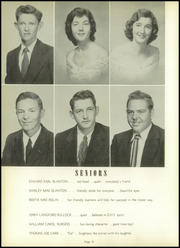 Page 16, 1954 Edition, Gaffney High School - Cherokeean Yearbook (Gaffney, SC) online yearbook collection