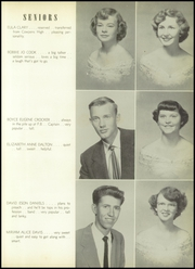 Page 17, 1954 Edition, Gaffney High School - Cherokeean Yearbook (Gaffney, SC) online yearbook collection