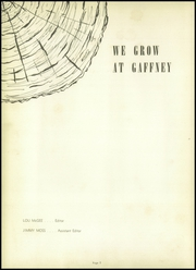 Page 6, 1954 Edition, Gaffney High School - Cherokeean Yearbook (Gaffney, SC) online yearbook collection