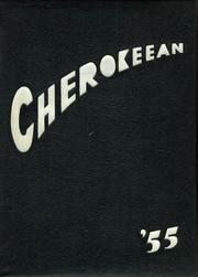 Gaffney High School - Cherokeean Yearbook (Gaffney, SC) online yearbook collection, 1955 Edition, Page 1