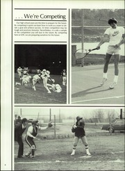 Page 12, 1983 Edition, Gaffney High School - Cherokeean Yearbook (Gaffney, SC) online yearbook collection