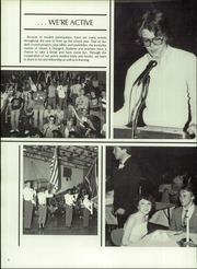 Page 8, 1983 Edition, Gaffney High School - Cherokeean Yearbook (Gaffney, SC) online yearbook collection