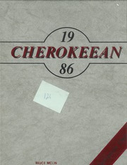 1986 Edition, Gaffney High School - Cherokeean Yearbook (Gaffney, SC)
