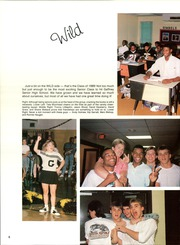 Page 10, 1989 Edition, Gaffney High School - Cherokeean Yearbook (Gaffney, SC) online yearbook collection