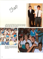Page 14, 1989 Edition, Gaffney High School - Cherokeean Yearbook (Gaffney, SC) online yearbook collection