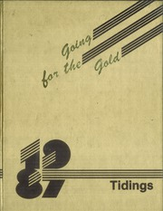 Page 1, 1987 Edition, Hanna High School - Tidings Yearbook (Anderson, SC) online yearbook collection