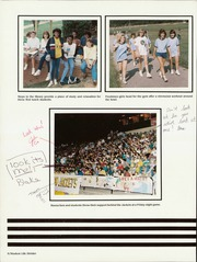 Page 10, 1987 Edition, Hanna High School - Tidings Yearbook (Anderson, SC) online yearbook collection