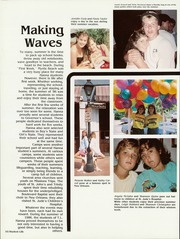 Page 14, 1987 Edition, Hanna High School - Tidings Yearbook (Anderson, SC) online yearbook collection