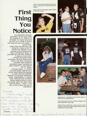 Page 6, 1987 Edition, Hanna High School - Tidings Yearbook (Anderson, SC) online yearbook collection