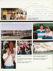 Page 7, 1987 Edition, Hanna High School - Tidings Yearbook (Anderson, SC) online yearbook collection