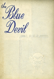 Page 1, 1953 Edition, Dreher High School - Blue Devil Yearbook (Columbia, SC) online yearbook collection