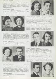 Page 15, 1951 Edition, Columbia High School - Columbian Yearbook (Columbia, SC) online yearbook collection