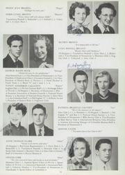 Page 17, 1951 Edition, Columbia High School - Columbian Yearbook (Columbia, SC) online yearbook collection