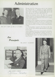 Page 9, 1951 Edition, Columbia High School - Columbian Yearbook (Columbia, SC) online yearbook collection
