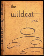1956 Edition, Dillon High School - Wildcat Yearbook (Dillon, SC)
