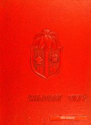 1972 Edition, Dillon High School - Wildcat Yearbook (Dillon, SC)