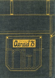 1975 Edition, Northwestern High School - Aeneid Yearbook (Rock Hill, SC)