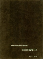 1985 Edition, Mauldin High School - Reflections Yearbook (Mauldin, SC)