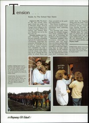 Page 12, 1987 Edition, Mauldin High School - Reflections Yearbook (Mauldin, SC) online yearbook collection