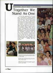 Page 6, 1987 Edition, Mauldin High School - Reflections Yearbook (Mauldin, SC) online yearbook collection