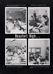 Page 10, 1959 Edition, Beaufort High School - Beaufortonian Yearbook (Beaufort, SC) online yearbook collection