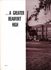Page 6, 1959 Edition, Beaufort High School - Beaufortonian Yearbook (Beaufort, SC) online yearbook collection