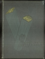 Page 1, 1945 Edition, Parker High School - Parkerscope Yearbook (Greenville, SC) online yearbook collection