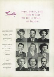 Page 14, 1949 Edition, Parker High School - Parkerscope Yearbook (Greenville, SC) online yearbook collection