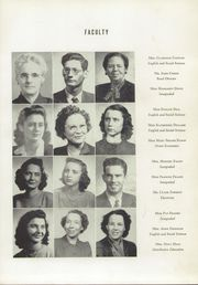 Page 15, 1949 Edition, Parker High School - Parkerscope Yearbook (Greenville, SC) online yearbook collection