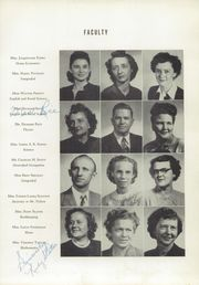 Page 17, 1949 Edition, Parker High School - Parkerscope Yearbook (Greenville, SC) online yearbook collection