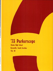 Page 5, 1973 Edition, Parker High School - Parkerscope Yearbook (Greenville, SC) online yearbook collection