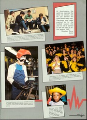 Page 5, 1986 Edition, Spring Valley High School - Saga Yearbook (Columbia, SC) online yearbook collection