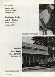 Lexington High School - Cats Paw Yearbook (Lexington, SC) online yearbook collection, 1973 Edition, Page 204