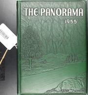 1955 Edition, Chapman High School - Panorama Yearbook (Inman, SC)