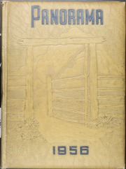 1956 Edition, Chapman High School - Panorama Yearbook (Inman, SC)