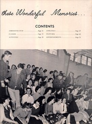 Page 11, 1958 Edition, Chapman High School - Panorama Yearbook (Inman, SC) online yearbook collection