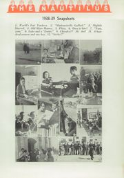 Page 133, 1939 Edition, Greenville High School - Nautilus Yearbook (Greenville, SC) online yearbook collection