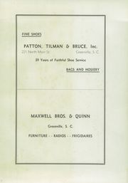 Page 145, 1939 Edition, Greenville High School - Nautilus Yearbook (Greenville, SC) online yearbook collection