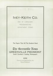 Page 147, 1939 Edition, Greenville High School - Nautilus Yearbook (Greenville, SC) online yearbook collection
