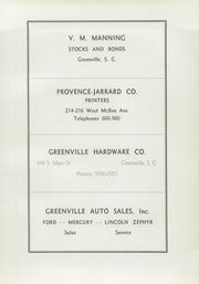 Page 153, 1939 Edition, Greenville High School - Nautilus Yearbook (Greenville, SC) online yearbook collection