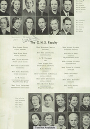Page 36, 1939 Edition, Greenville High School - Nautilus Yearbook (Greenville, SC) online yearbook collection