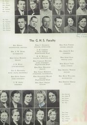 Page 37, 1939 Edition, Greenville High School - Nautilus Yearbook (Greenville, SC) online yearbook collection