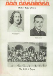 Page 40, 1939 Edition, Greenville High School - Nautilus Yearbook (Greenville, SC) online yearbook collection